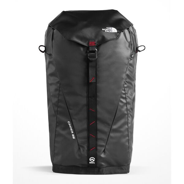 CINDER PACK 55, TNF BLACK/FIERY RED, hi-res