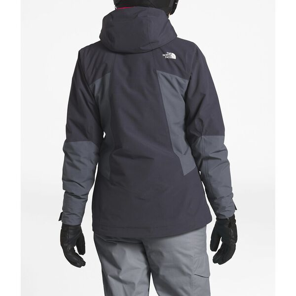 WOMEN'S LOSTRAIL JACKET, PERISCOPE GREY/GRISAILLE GREY, hi-res