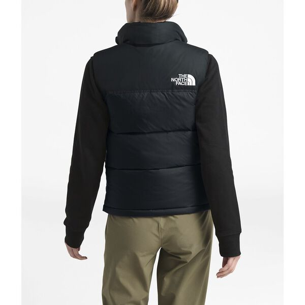 Women's 1996 Retro Nuptse Vest, TNF BLACK, hi-res