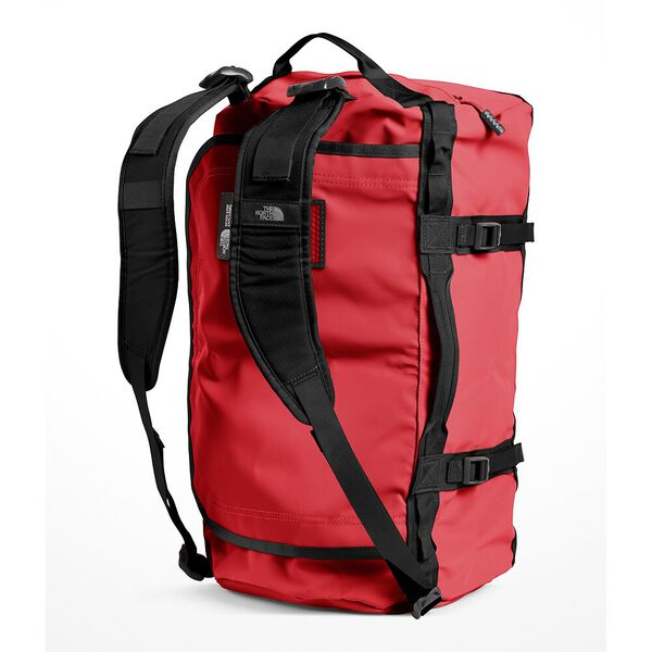 Base Camp Duffel - S, TNF RED/TNF BLACK, hi-res