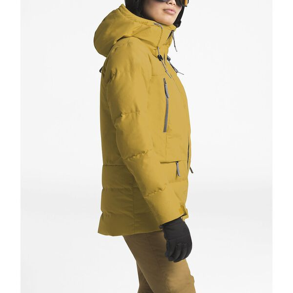 Women's Pallie Down Jacket, GOLDEN SPICE, hi-res