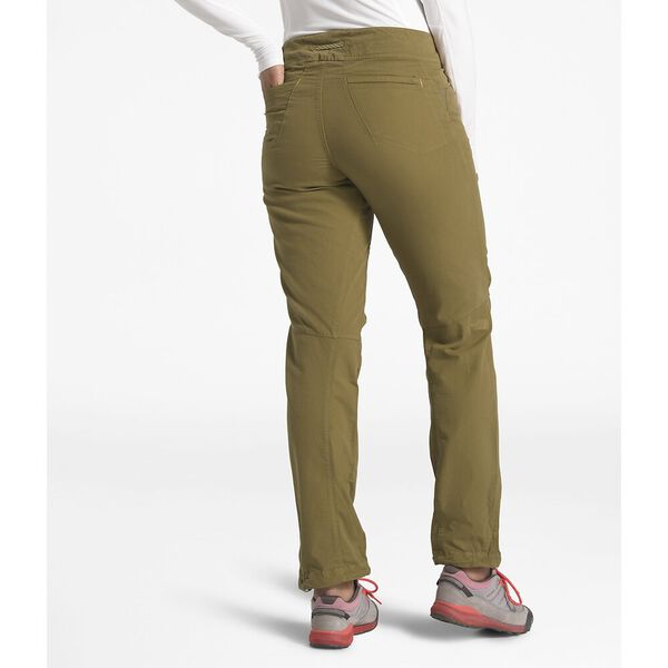 Women's North Dome Pants, BRITISH KHAKI, hi-res