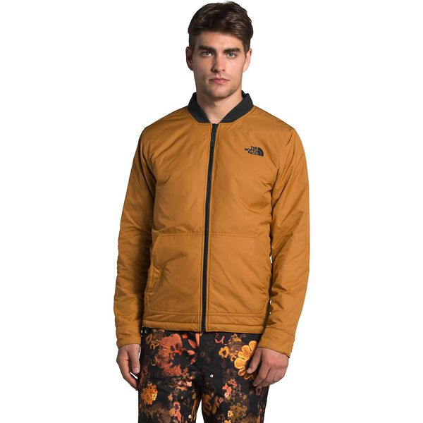 Men's Jester Jacket, TNF BLACK/TIMBER TAN, hi-res