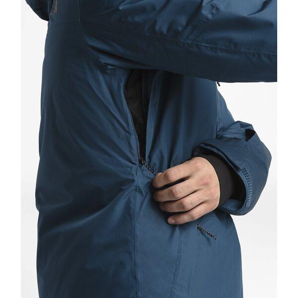 Men's Descendit Jacket, BLUE WING TEAL, hi-res