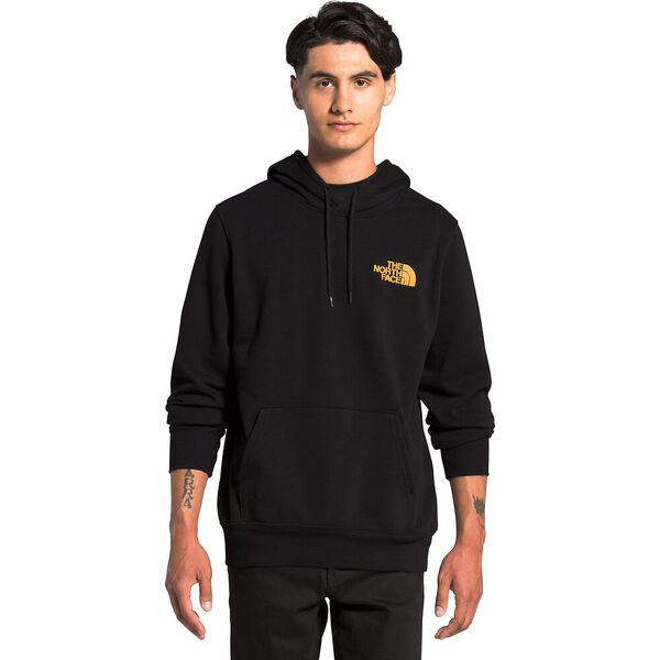 Unisex Walls Are Meant For Climbing Pullover Hoodie, TNF BLACK, hi-res