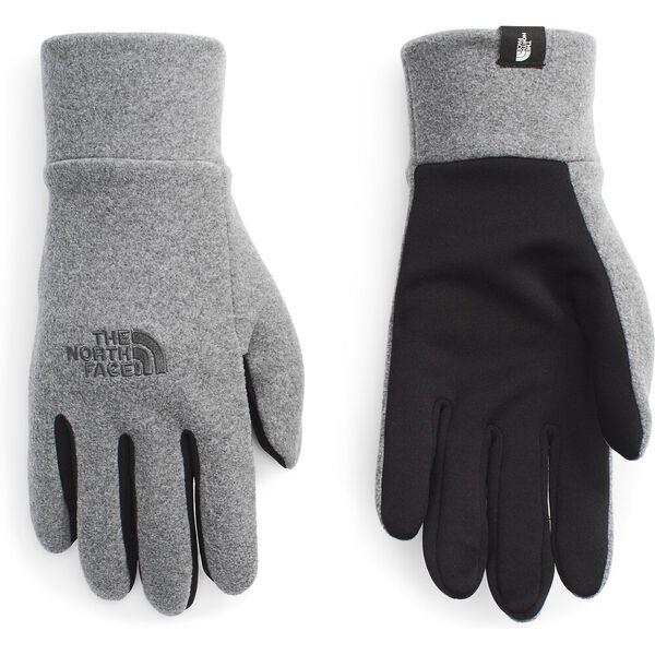 Unisex TKA 100 Glacier Glove, TNF MEDIUM GREY HEATHER, hi-res