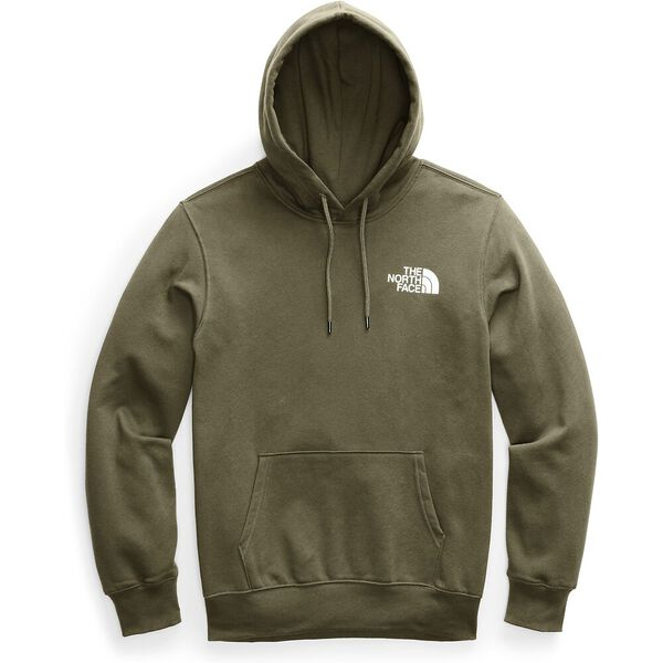 Men's Box NSE Pullover Hoodie, BURNT OLIVE GREEN, hi-res