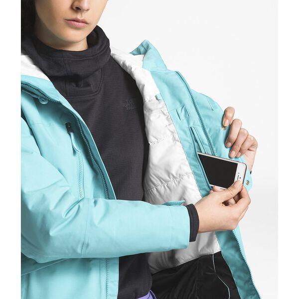 WOMEN'S SUPERLU JACKET, TRANSANTARCTIC BLUE, hi-res