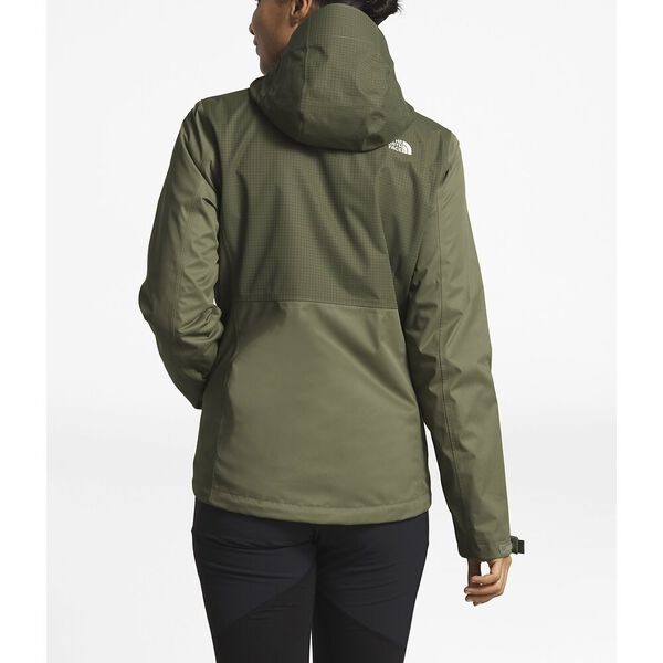 WOMEN'S ARROWOOD TRICLIMATE JACKET, FOUR LEAF CLOVER-FOUR LEAF CLOVER MOUNTAIN DOBBY, hi-res