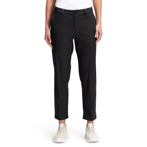 Women's City Standard Ankle Pants, TNF BLACK, hi-res