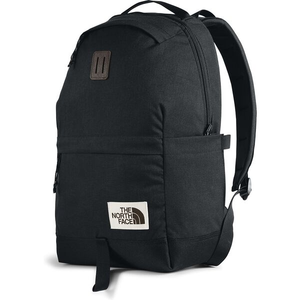 Daypack, TNF BLACK HEATHER, hi-res
