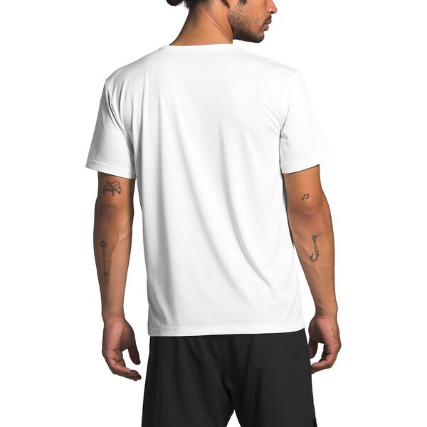 Men's Short-Sleeve Reaxion Tee, TNF WHITE, hi-res