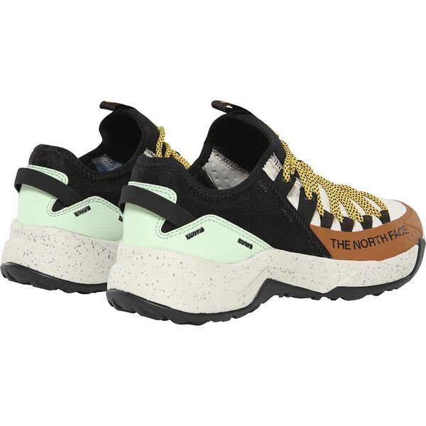 Men's Trail Escape Edge, TNF BLACK/PASTEL GREEN, hi-res