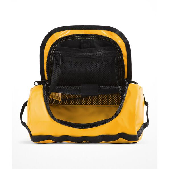 BASE CAMP TRAVEL CANISTER- S, SUMMIT GOLD/TNF BLACK, hi-res