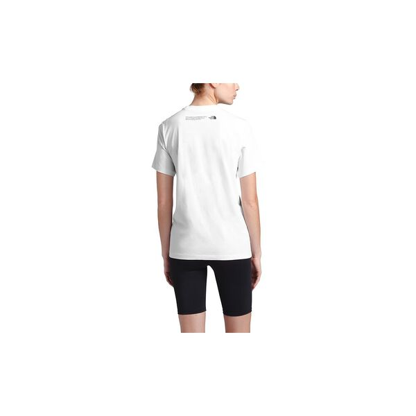 Women's Short-Sleeve Himalayan Source Tee, TNF WHITE, hi-res