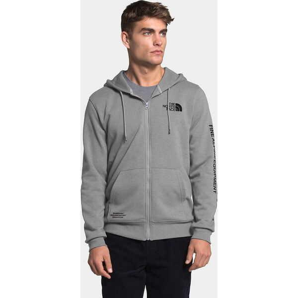 Men's Brand Proud Full Zip Hoodie