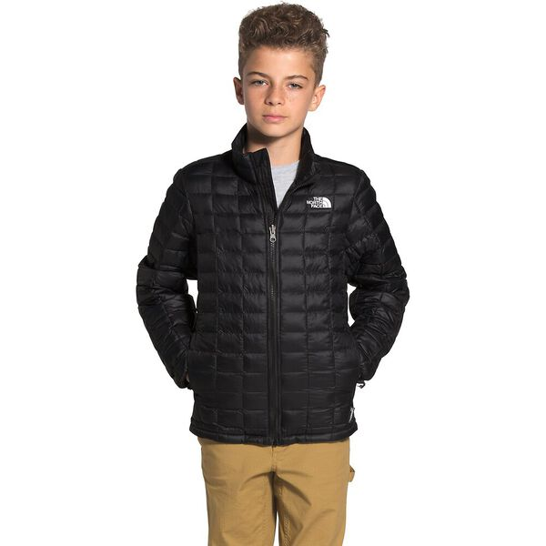 Youth ThermoBall™ Eco Jacket, TNF BLACK, hi-res