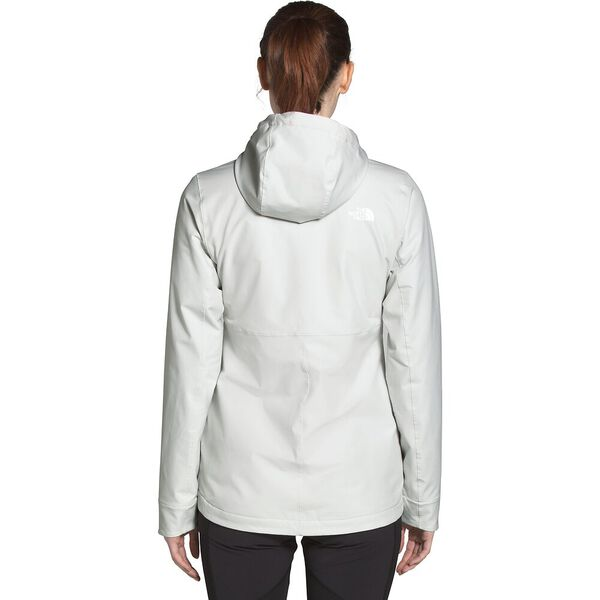 Women's Shelbe Raschel Hoodie, TIN GREY, hi-res