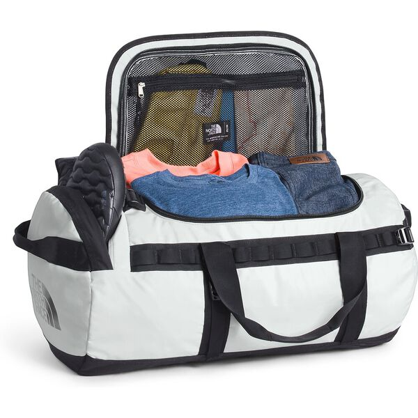 Base Camp Duffel - M, TIN GREY/TNF BLACK, hi-res