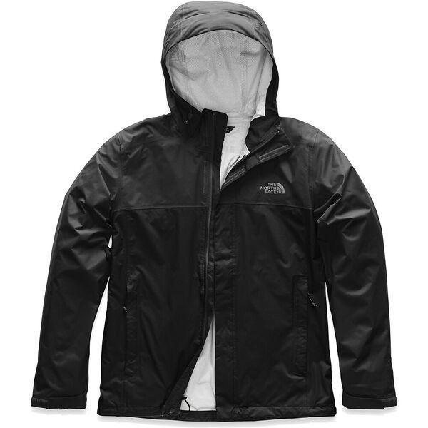 Men's Venture 2 Jacket, TNF BLACK/TNF BLACK, hi-res