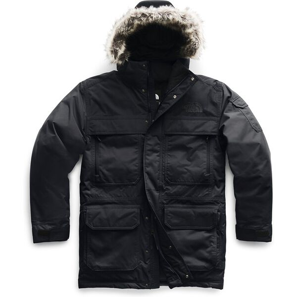 MEN'S MCMURDO PARKA III, TNF BLACK/TNF BLACK, hi-res