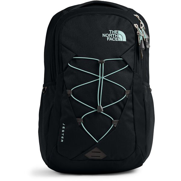 WOMEN'S JESTER, TNF BLACK/WINDMILL BLUE, hi-res