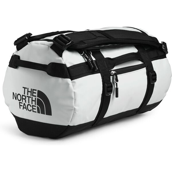 Base Camp Duffel - XS, TIN GREY/TNF BLACK, hi-res