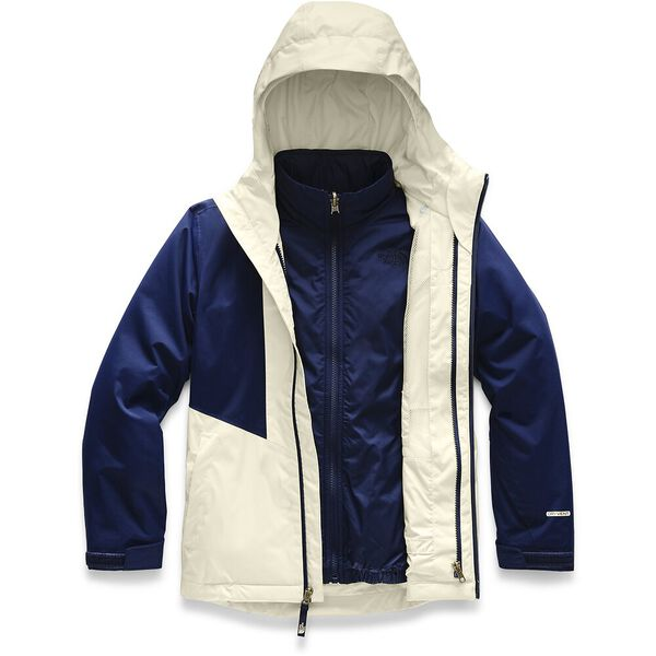 Girls' Clementine Triclimate® Jacket, MONTAGUE BLUE, hi-res