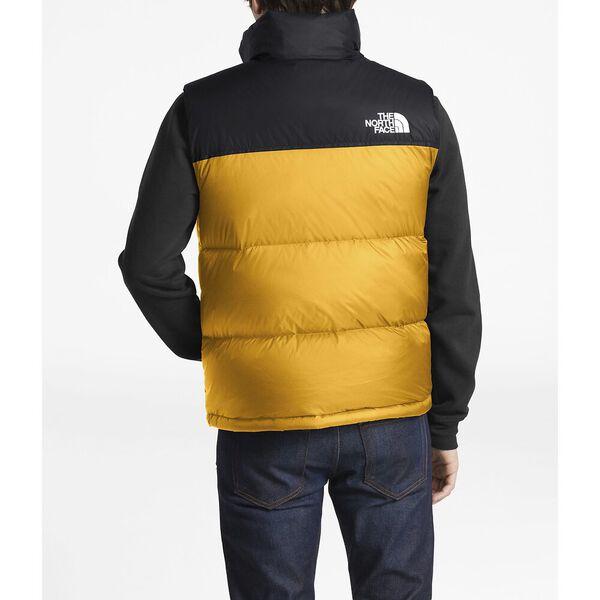 Men's 1996 Retro Nuptse Vest, TNF YELLOW, hi-res