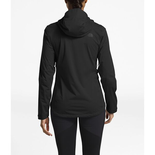 Women's Allproof Stretch Jacket, TNF BLACK, hi-res