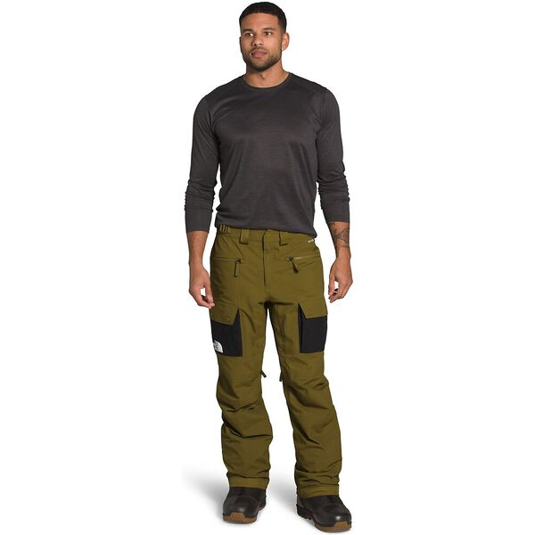 Men's Slashback Cargo Ski Pants