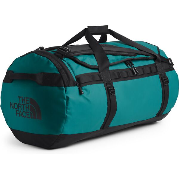 Base Camp Duffel - L, FANFARE GREEN/TNF BLACK, hi-res
