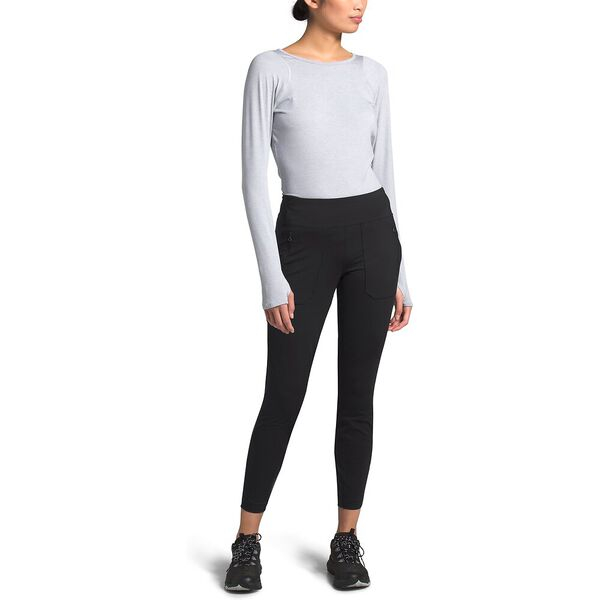 Women's Paramount Active Hybrid High-Rise Tight, TNF BLACK, hi-res