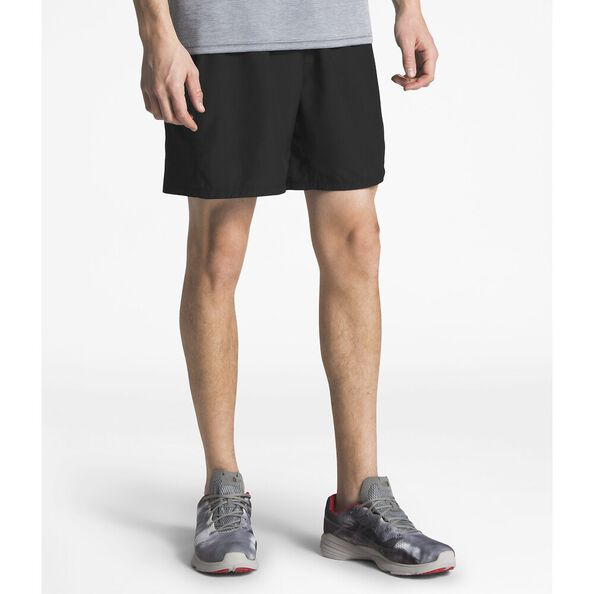 MEN'S AMBITION SHORT, TNF BLACK, hi-res