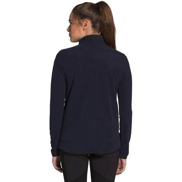 Women's TKA Glacier ¼ Zip, AVIATOR NAVY, hi-res
