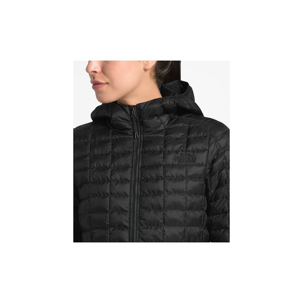 Women's Thermoball™ Eco Hoodie, TNF BLACK MATTE, hi-res