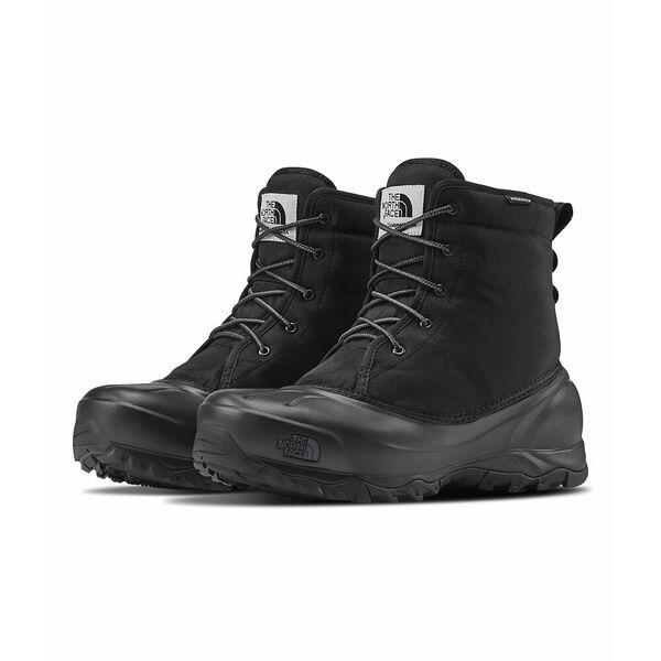 Men's Tsumoru Boot, TNF BLACK/DARK SHADOW GREY, hi-res