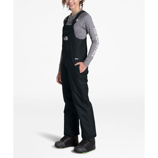 Youth Freedom Insulated Bib, TNF BLACK, hi-res