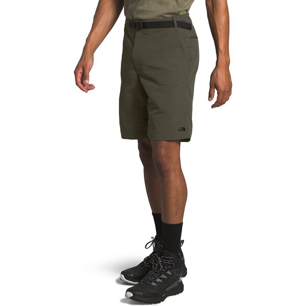 Men's Paramount Trail Shorts, NEW TAUPE GREEN, hi-res