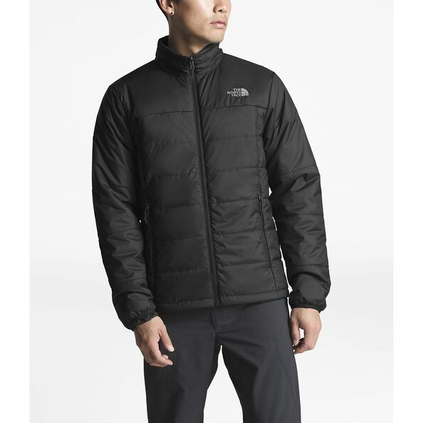 MEN'S CARTO TRICLIMATE® JACKET, TNF BLACK/TNF BLACK, hi-res