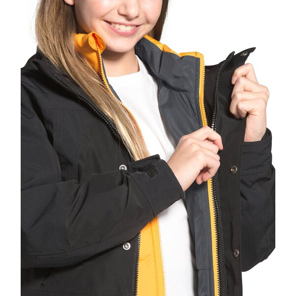 Youth Reversible Andes Jacket, SUMMIT GOLD, hi-res
