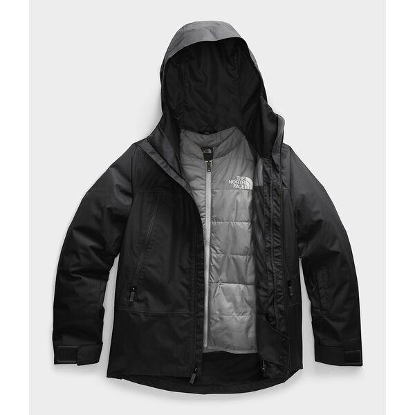 Women's Clementine Triclimate® Jacket, TNF BLACK/TNF MEDIUM GREY HEATHER, hi-res