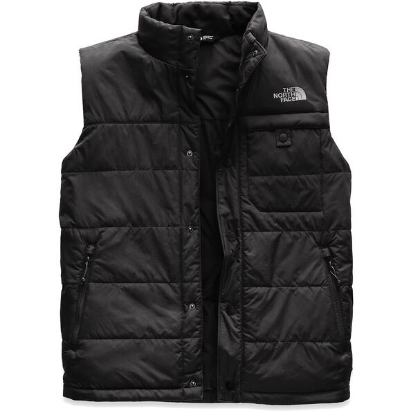 MEN'S HARWAY VEST, TNF BLACK/TNF BLACK, hi-res