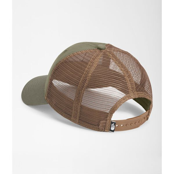 Youth Mudder Trucker, BURNT OLIVE GREEN-PINECONE BROWN, hi-res