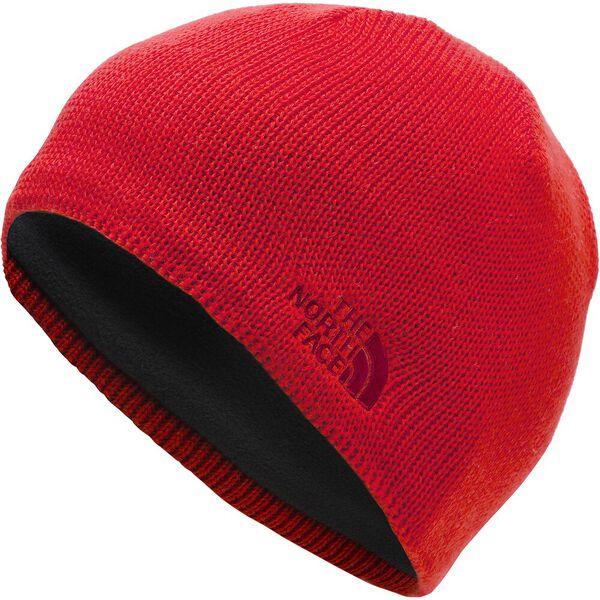 Bones Recycled Beanie, FIERY RED/CARDINAL RED, hi-res