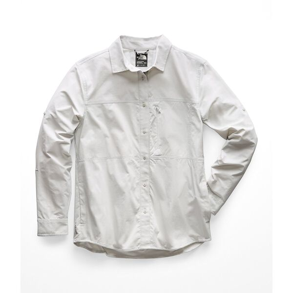 WOMEN'S BOREAZ L/S ROLL-UP SHIRT