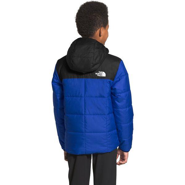 Boys' Reversible Perrito Jacket, TNF BLUE, hi-res