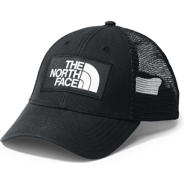 MUDDER TRUCKER HAT, TNF BLACK/TNF BLACK/TNF WHITE, hi-res