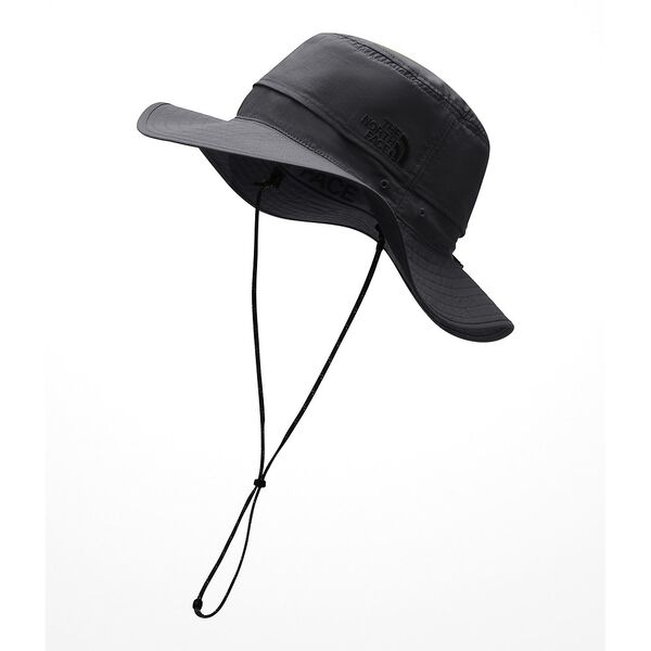 HORI BREEZE BRIM HAT, ASPHALT GREY/TNF BLACK, hi-res