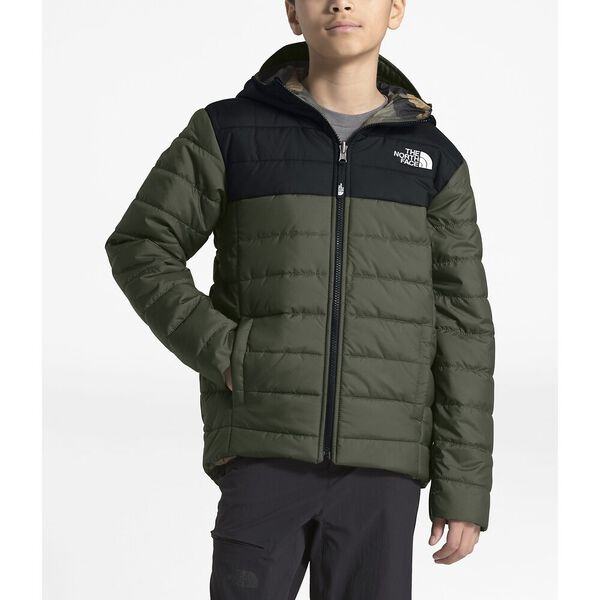 Boys' Reversible Perrito Jacket